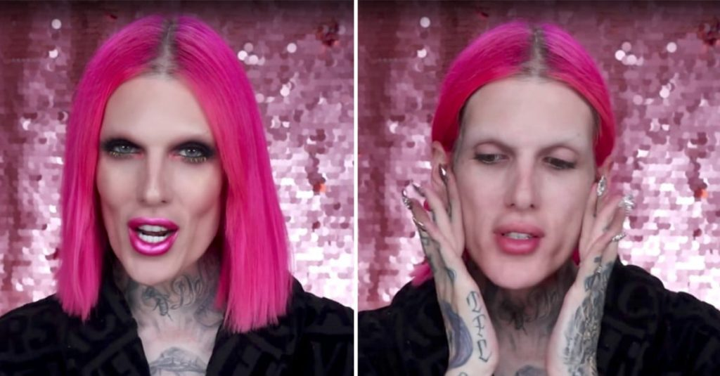 Jeffree Star Without Makeup