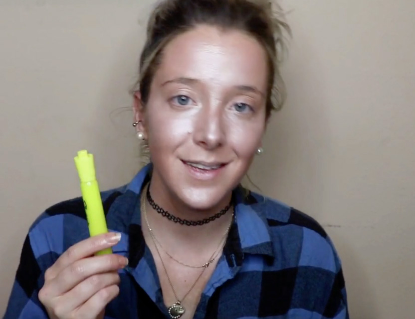 Jenna Marbles without makeup