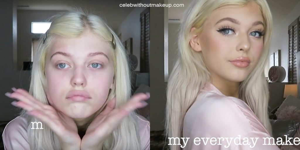 Loren Gray Without Makeup