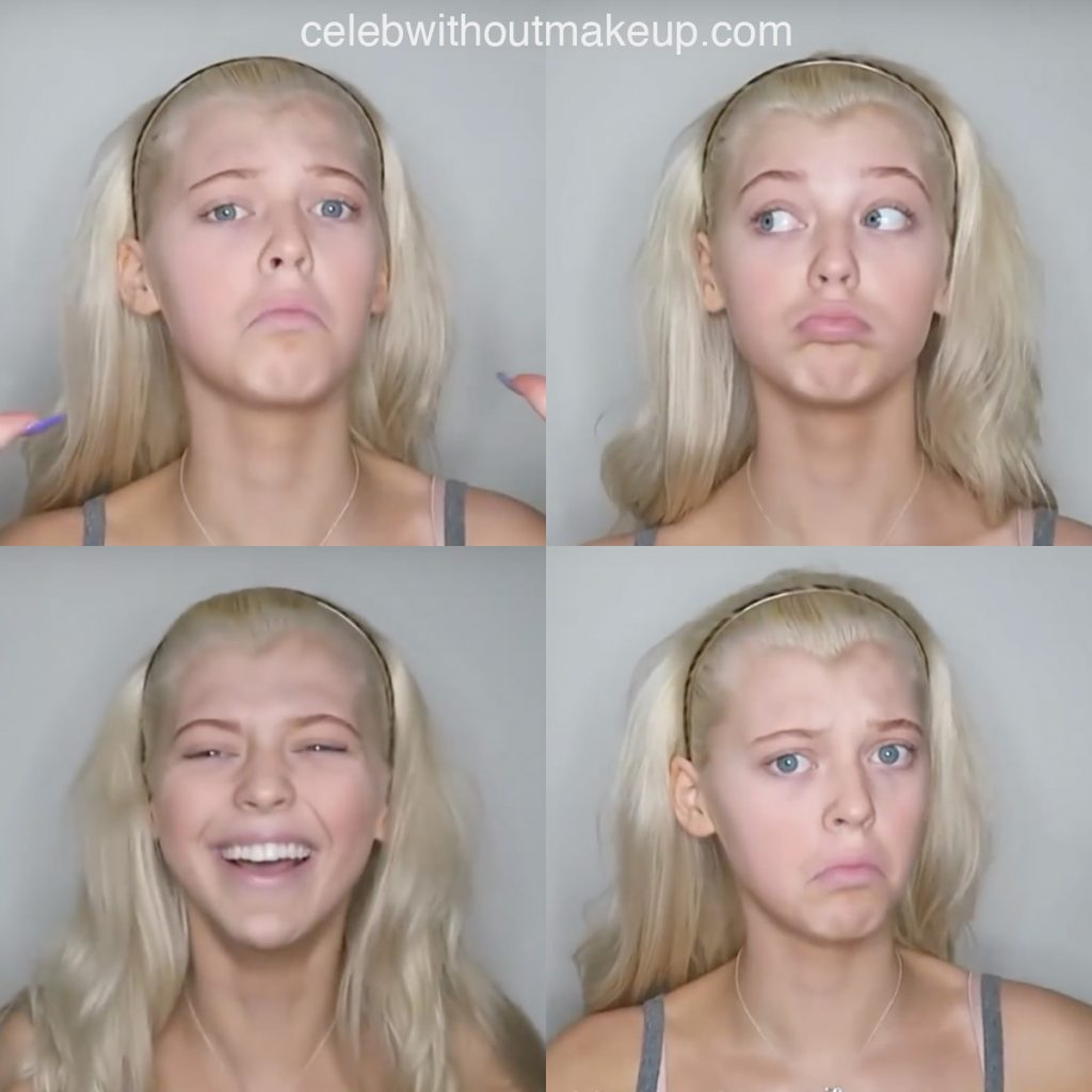 Loren Gray Without Makeup Pictures