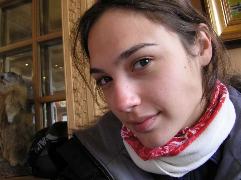 Gal Gadot without makeup