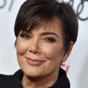 Kris Jenner Makeup