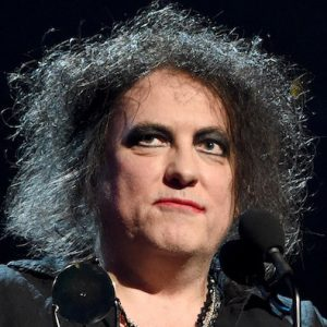 Robert Smith Makeup