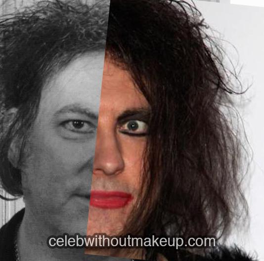 Robert Smith without makeup-1