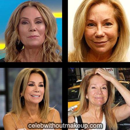 Kathie Lee Gifford No Makeup