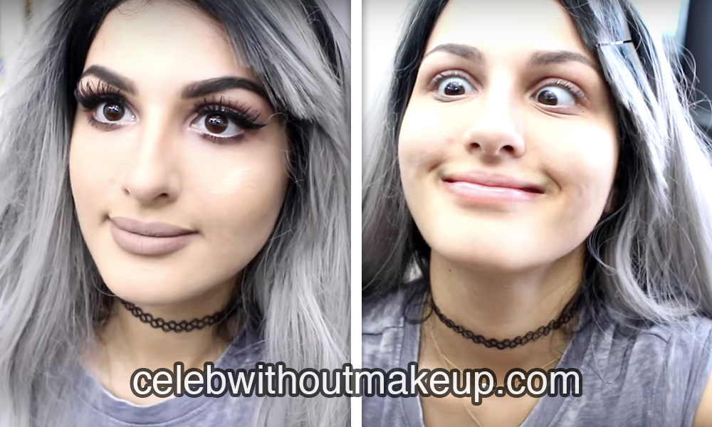 SSSniperWolf without makeup