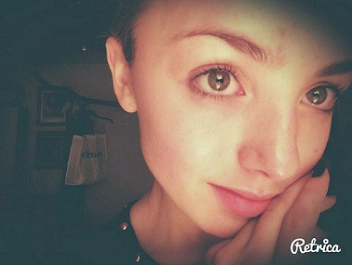 Peyton List without makeup